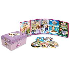ウォルト・ディズニー・ジャパン The Walt Disney Company (Japan) ちいさなプリンセス ソフィア プリンセス・ボックス【DVD】