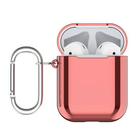 BELEX Electroplate case for AirPods red Devia