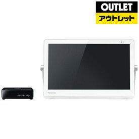 パナソニック Panasonic UN-15CN9W ポータブルテレビ プライベート・ビエラ ホワイト [15V型 /防水対応][UN15CN9W][15インチ]