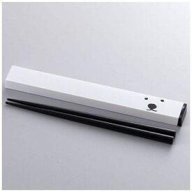 LIMON シロクマ 18.0スクエア 箸箱セット LM-SK-014 ホワイト[LMSK014]