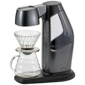 ハリオ HARIO EQS110MGRBT コーヒーメーカー V60オートプアオーバーSmartQ サマンサ[EQS110MGRBT]