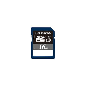 I-O DATA アイ・オー・データ SDHCカード SDH-UTRシリーズ SDH-UT16GR [16GB /Class10][SDHUT16GR]