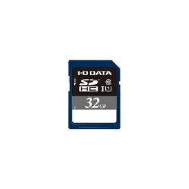 I-O DATA アイ・オー・データ SDHCカード SDH-UTRシリーズ SDH-UT32GR [32GB /Class10][SDHUT32GR]