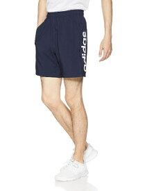 アディダス adidas トレーニングウェア CORE リニアウーブンチェルシーショーツ メンズ Lサイズ (レジェンドインクF17/ホワイト) FSG42