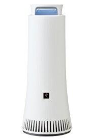 シャープ SHARP 除菌脱臭機 プラズマクラスター ホワイト系 DY-S01-W [適用畳数:15畳][DYS01]