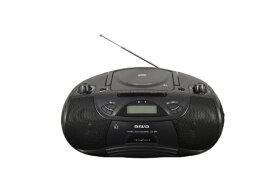 aiwa アイワ 【ビックカメラグループオリジナル】CSD-B50B ラジカセ aiwa ブラック [Bluetooth対応 /ワイドFM対応 /CDラジカセ][CSDB50]【point_rb】