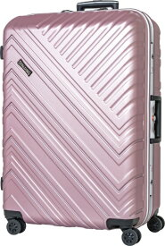 SPALDING スポルディング サブシェルロック搭載フレームキャリー SP0783-69PI ピンク