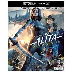 20世紀フォックス Twentieth Century Fox Film アリータ:バトル・エンジェル 4K ULTRA HD+3D+2Dブルーレイ【Ultra HD ブルーレイソフト】
