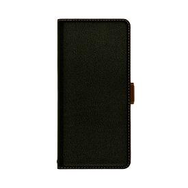 ラスタバナナ RastaBanana Galaxy S10 plus 薄型手帳ケース サイドマグネット 4774GS10PBO BK×DBR