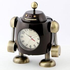 ミニチュアクロック MiniatureClock ミニチュアクロック ブラウン AC3043BR