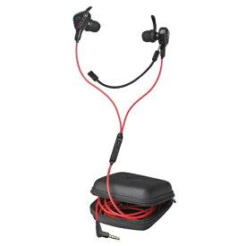 トラスト ゲーミングイヤホン GXT408 Cobra Multiplatform Gaming Earphones 23029【PS4/Switch/Xbox One/PC】