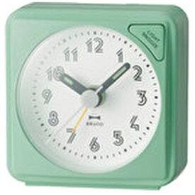 イデアインターナショナル IDEA INTERNATIONAL 目覚まし時計 「ミニアラームクロック」 BRUNO(ブルーノ) グリーン BCA003-GR [アナログ]