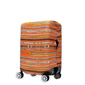 レジェンドウォーカー LEGEND WALKER スーツケースカバー 9101-M-RD-S オレンジベルト