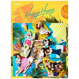 ソニーミュージックマーケティング TWICE/ HAPPY HAPPY 初回限定盤A【CD】
