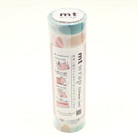 カモ井加工紙 KAMOI MTWRMI82 mt wrap s 布目 楕円マテリアル MTWRMI82