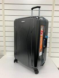 ORBITER(エース) スーツケース 73L ワールドトラベラー(World Traveler) コヴァーラム(KOVALAM) ガンメタリック 06582-02 [TSAロック搭載]