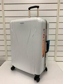 ORBITER(エース) スーツケース 73L ワールドトラベラー(World Traveler) コヴァーラム(KOVALAM) ホワイト 06582-06 [TSAロック搭載]