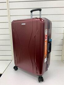 ORBITER(エース) スーツケース 73L ワールドトラベラー(World Traveler) コヴァーラム(KOVALAM) レッド 06582-10 [TSAロック搭載]