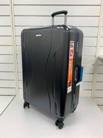 ORBITER(エース) スーツケース 84L ワールドトラベラー(World Traveler) コヴァーラム(KOVALAM) ガンメタリック 06583-02 [TSAロック搭載]