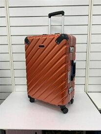 ORBITER(エース) スーツケース 63L ワールドトラベラー(World Traveler) エラコール オレンジ WORLD-409714 [TSAロック搭載]