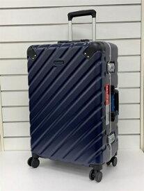 ORBITER(エース) スーツケース 90L ワールドトラベラー(World Traveler) エラコール ネイビー WORLD-409803 [TSAロック搭載]