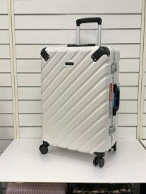 ORBITER(エース) スーツケース 90L ワールドトラベラー(World Traveler) エラコール ホワイト WORLD-409806 [TSAロック搭載]