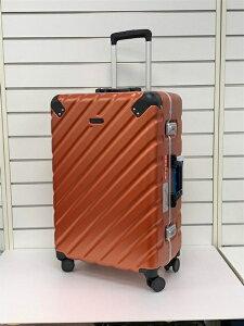 ORBITER(エース) スーツケース 90L ワールドトラベラー(World Traveler) エラコール オレンジ WORLD-409814 [TSAロック搭載]