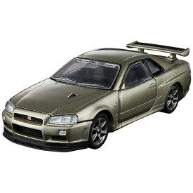 タカラトミー TAKARA TOMY トミカプレミアムRS 日産 スカイライン GT-R V・specII Nur(ミレニアムジェイド)