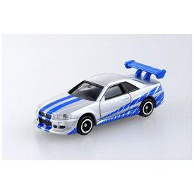 タカラトミー TAKARA TOMY ドリームトミカ No.150 ワイルド・スピード BNR34 スカイライン GT-R 【代金引換配送不可】