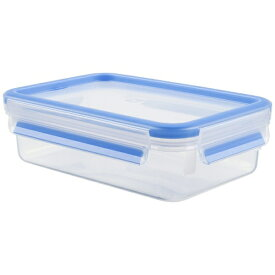 T-fal ティファール 食品保存容器 マスターシール フレッシュ レクタングル (800ML)[N10110]