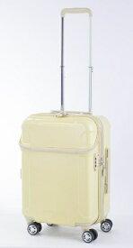 アクタス ACTUS スーツケース 34L(42L) ACTS COLORS(アクタスカラーズ)Sophie(ソフィー) イエロー 74-20417 [TSAロック搭載]