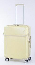 アクタス ACTUS スーツケース 57L(68L) ACTS COLORS(アクタスカラーズ)Sophie(ソフィー) イエロー 74-20427 [TSAロック搭載]