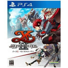 日本ファルコム Nihon Falcom イースIX -Monstrum NOX- 通常版【PS4】