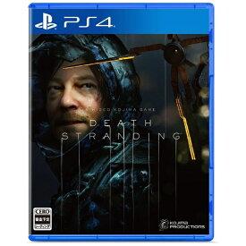 ソニーインタラクティブエンタテインメント Sony Interactive Entertainmen DEATH STRANDING 通常版【PS4】