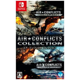【2019年08月01日発売】 H2INTERACTIVE Air Conflicts Collection【Switch】