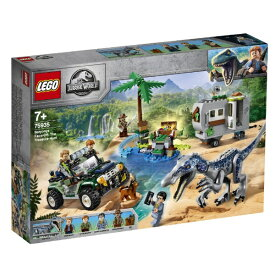 レゴジャパン LEGO 75935 ジュラシック・ワールド バリオニクスの対決トレジャーハント[レゴブロック]