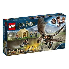 レゴジャパン LEGO 75946 ハリー・ポッター ハンガリー・ホーンテールの3大魔法のチャレンジ