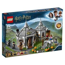レゴジャパン LEGO 75947 ハリー・ポッター ハグリッドの小屋: バックビークの救出