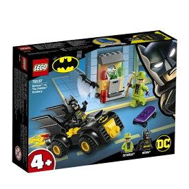 レゴジャパン LEGO 76137 スーパーヒーローズ バットマン vs. リドラーの強盗[レゴブロック]