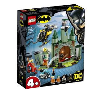 スーパーヒーローズ 76138 バットマンとジョーカーの脱出