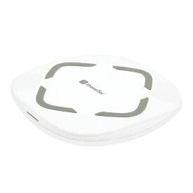 XTREMEMAC エクストリームマック エクストリームマック [Qi規格 ワイヤレス充電パッド Wireless Charging Pad] ホワイト IPU-WFP-13 [ワイヤレスのみ]