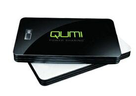 アドトロンテクノロジー Addtron Technology QUMI専用モバイルバッテリー 18000mAh ブラック QB-180K-B3