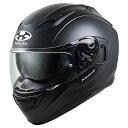 オージーケーカブト OGK KABUTO 584832 フルフェイスヘルメット KAMUI3 L フラットブラック