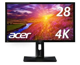 ACER エイサー 4K/HDR対応液晶モニター CB1シリーズ ブラック CB281HKAbmiiprx [28型 /ワイド /4K(3840×2160)][CB281HKABMIIPRX]