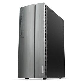 レノボジャパン Lenovo 90HU00EQJP ゲーミングデスクトップパソコン ideacentre 510 i5 GTX1650 Office シルバー [モニター無し /intel Core i5 /HDD:1TB /Optane:16GB /メモリ:8GB /2019年6月モデル][本体のみ office付き 新品 windows10 90HU00EQJP]