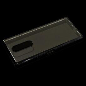 ラスタバナナ RastaBanana Xperia 1 トライタンメタルフレームケース 4726XP1TR ブラック
