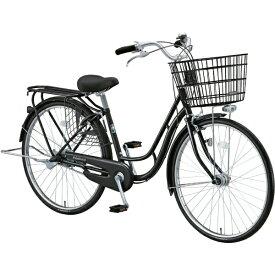 ブリヂストン BRIDGESTONE 26型 自転車 プロムナードC(E.X ブラック/3段変速)PR63CT【組立商品につき返品不可】 【代金引換配送不可】