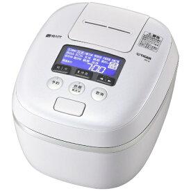 タイガー TIGER JPC-G100-WA 炊飯器 炊きたて エアリーホワイト [5.5合 /圧力IH][JPCG100]