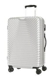アメリカンツーリスター American Tourister スーツケース 54L SKY COVE(スカイコーブ) SILKY WHITE GE415009 [TSAロック搭載]