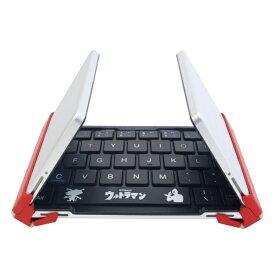 3E スリーイー 【スマホ/タブレット対応】ワイヤレスキーボード[Bluetooth・Android/iOS/Win] 3つ折りタイプ スタンド付(英語64キー) 3E-BKY8-UL1 [Bluetooth /ワイヤレス][3EBKY8UL1]